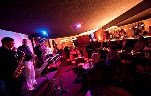 Uptown Jazz Cafe