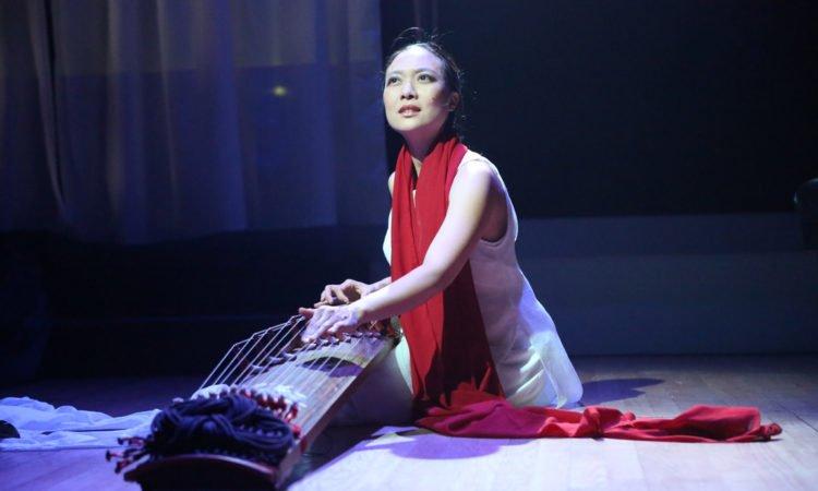 Jen Shyu (New York) & Barton/Villalta/Liow – Debut