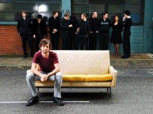 Johannes Luebbers Dectet band shot