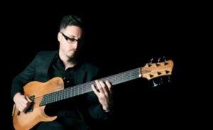 Chris Hale bass