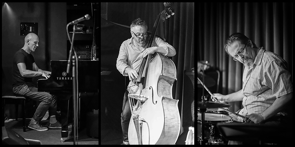 Nick Haywood Trio Triptych