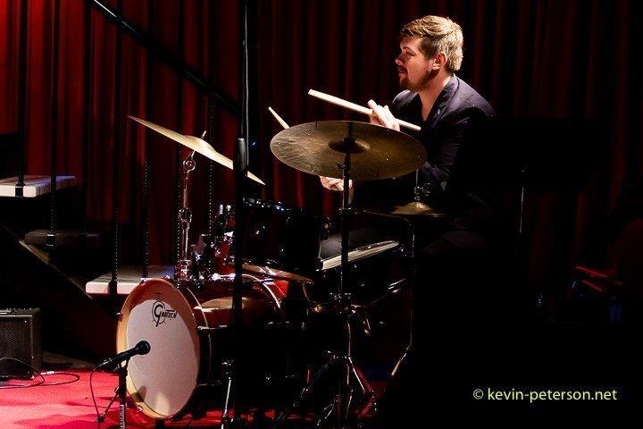 luke andreson drums