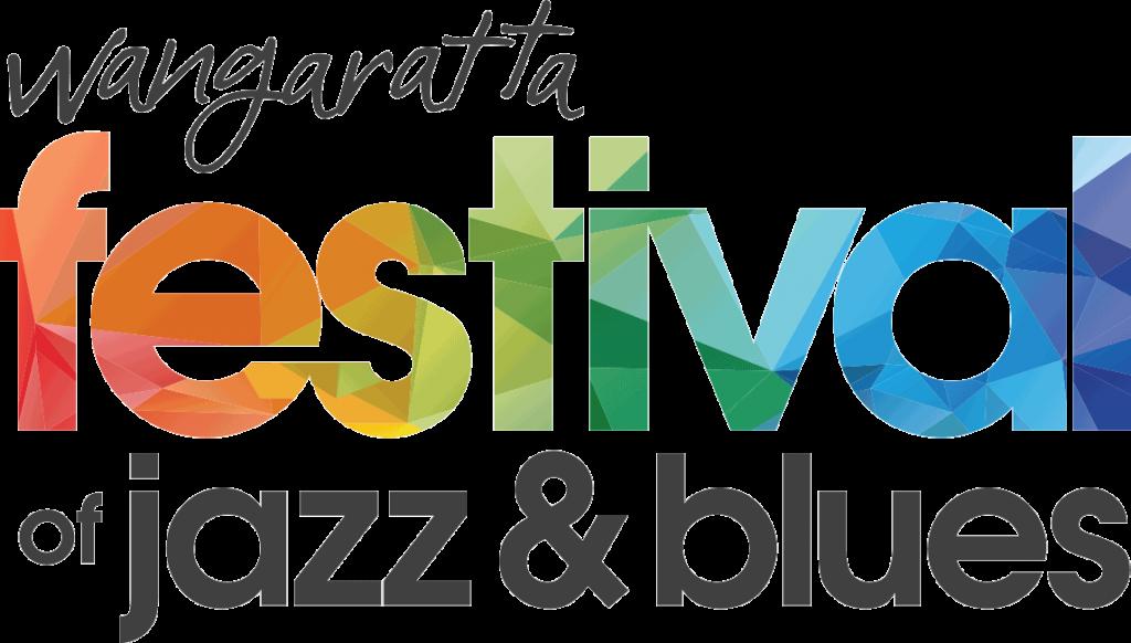 Wangaratta Festival of Jazz & Blues logo